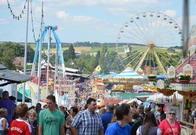 The Bad Arolsen Country and Livestock Fair