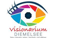 Logo of the exhibition 'Visionarium Diemelsee', opened in 2015