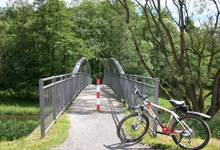 The Eder Cycle Bridge