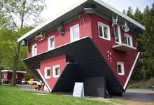 The crazy house at the Edersee