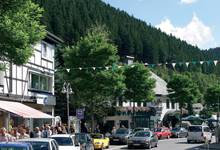 Willingen is a nice city for doing sports or shopping