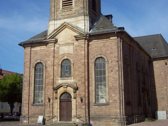 The Protestant Town Church of Bad Arolsen