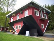 The 'Crazy House at the Edersee'