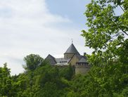 'Schloss Waldeck' is the landmark of the Edersee region
