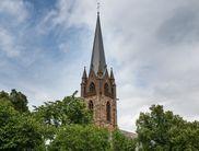 The Gothic Church of Our Lady in Frankenberg (Eder)