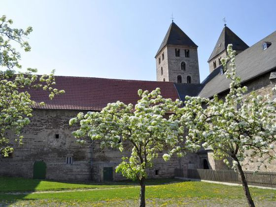 The Flechtdorf Monastery
