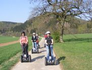 Experiencing nature the Segway way