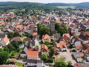 Volkmarsen from the air