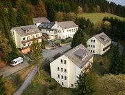 Aerial view of the Youth Hostel Willlingen