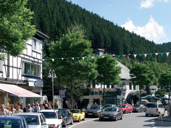 The city of Willingen